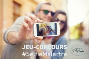 Concours Selfie organisé par la Maison Malartre, spécialiste de la quenelle lyonnaise