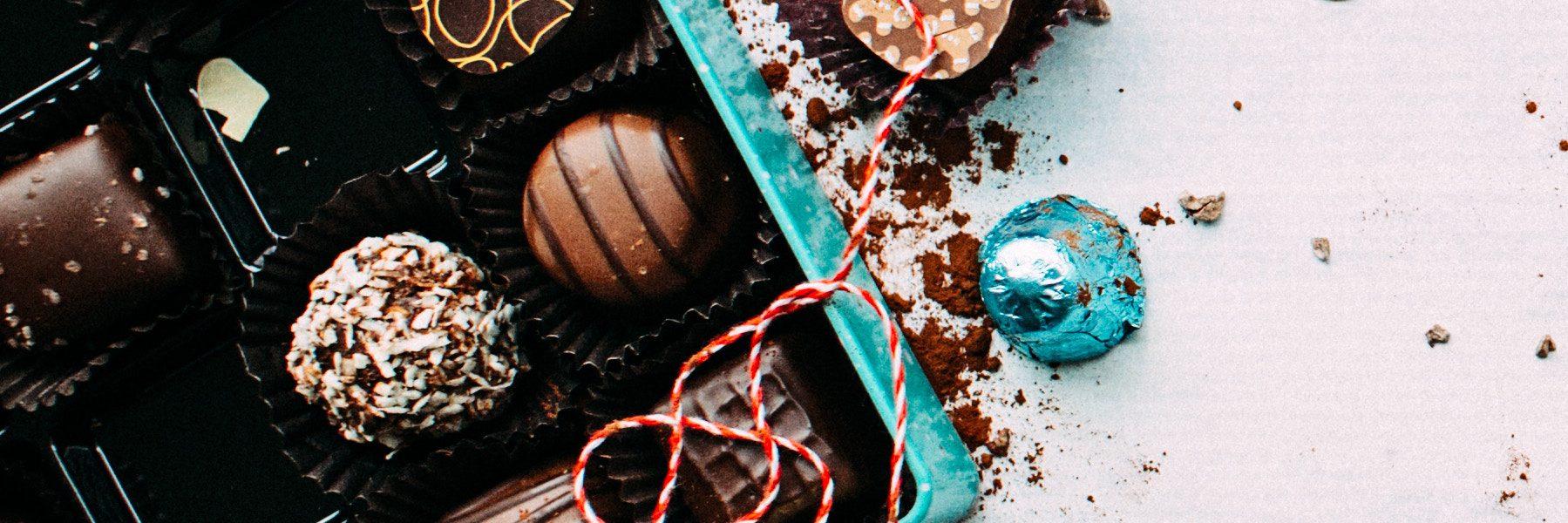 Offrir goodies à Noël